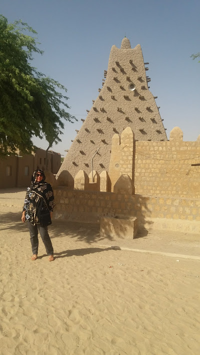 Mosque Sankoree Timbuktu
