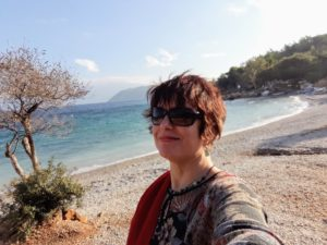 Musing on the Greek island of Samos ...