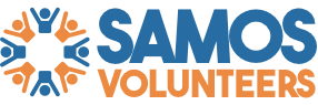 samos volunteers logo